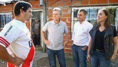 """Macri y Massa en José C. Paz, """"sólo una coincidencia geográfica"""""""