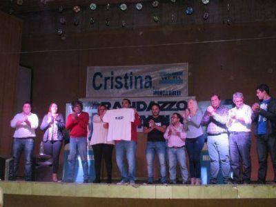 El Movimiento Evita bajó a sus candidatos: Taiana y el Chino Navarro, afuera de pista