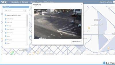 Ahora quieren que las c�maras de seguridad puedan ser vistas por todos: �Incluido los delincuentes?