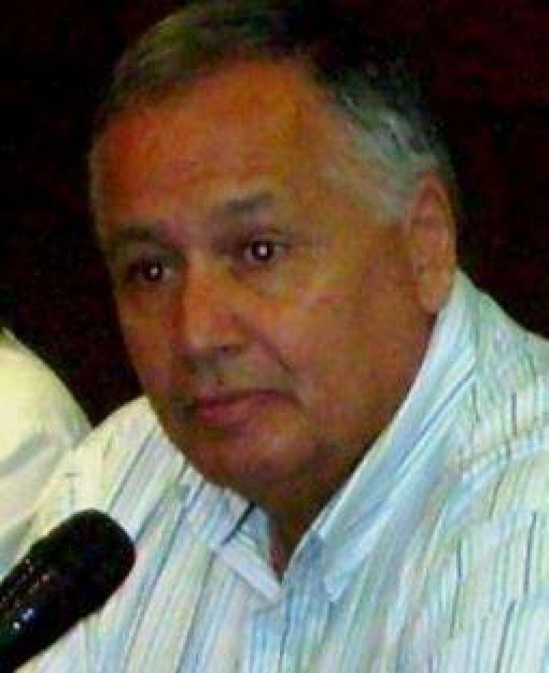 Murió el presidente del Partido de la Victoria, Manuel Rico