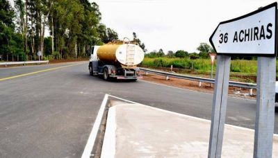 Un camionero murió tras un vuelco fatal en Achiras