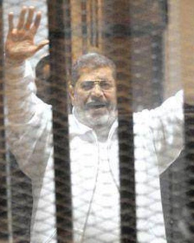 Pena de muerte para Mursi