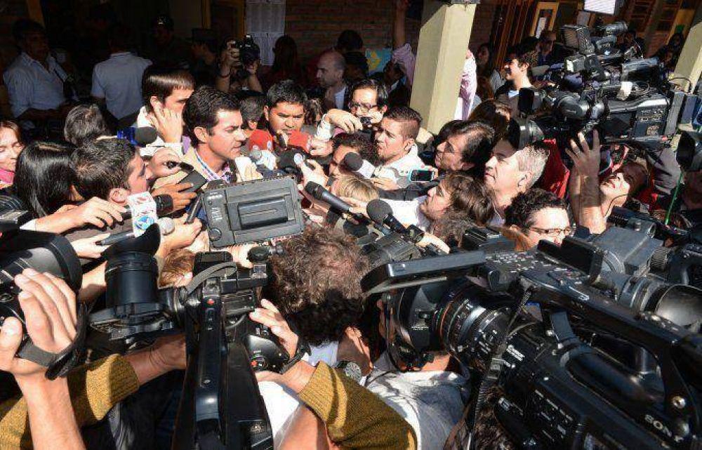 Cerraron los comicios en Salta y Urtubey espera confiado
