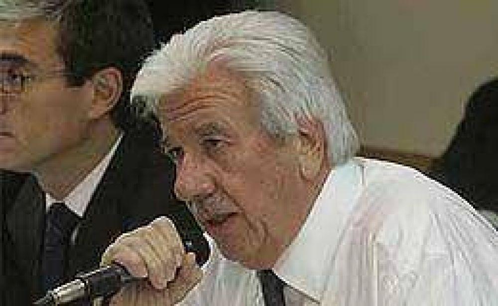 Cantero estimó que la semana que viene se aprobará en Diputados la ley de Emergencia Agropecuaria