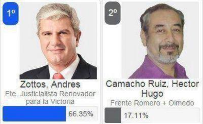 """""""Debo ser el Senador más votado de la historia"""""""