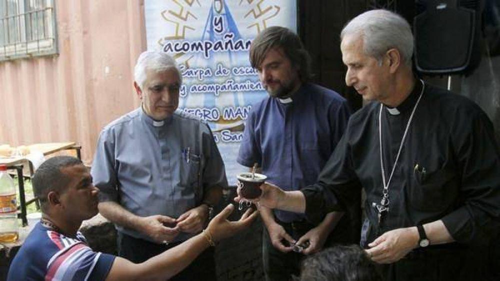 "Mons. Lozano: ""Vivamos la fe en la calles, en las periferias"