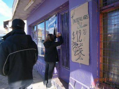 La Municipalidad clausuró otros dos comercios clandestinos