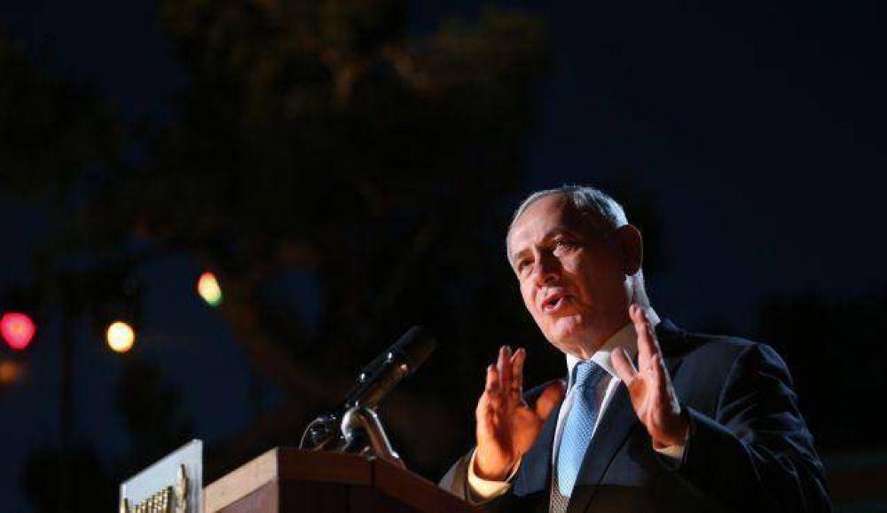 "Netanyahu: ""Jerusalem es la capital solo del pueblo judío"""