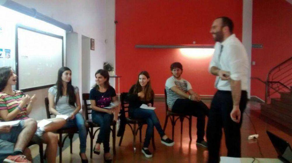 Luego de participar en un encuentro en Tucumán, el KKL busca tener delegados en el interior del país