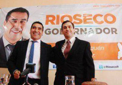 Iril, candidato de Rioseco, le arrebató Huincul al MPN