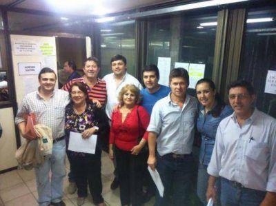 La Alianza Correntina presentó su lista de candidatos