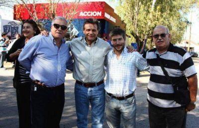 Acción Marplatense inauguró una nueva sede: ahora en el barrio Dos de Abril