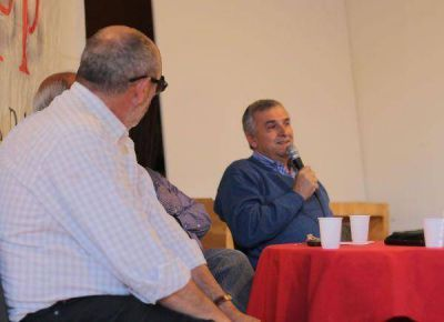 Morales habló de potenciar el cultivo de la quinoa