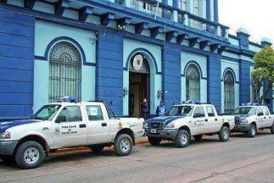 La Policía local secuestró dos vehículos