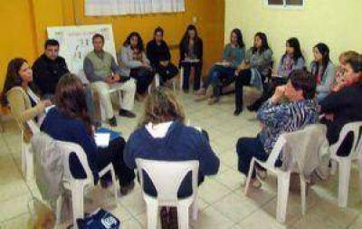 Se reunió la Mesa local contra la violencia familiar