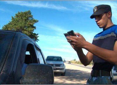 Buscan extender las multas digitales a toda la provincia