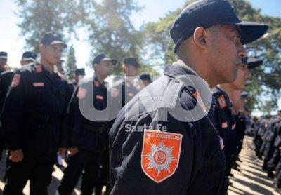 Santo Tomé recibe más agentes de la Policía Comunitaria