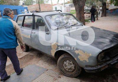 Quemacoches sin control: incendiaron un auto en el norte de la ciudad