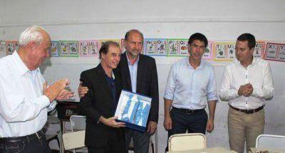 Intensa agenda de Perotti en Villa Gdor. G�lvez