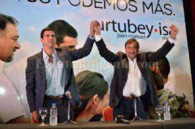 Elecciones Salta 2015: Juan Manuel Urtubey y Miguel Isa agradecieron al pueblo por Twitter