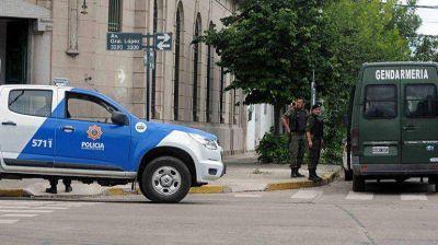 Narcotráfico: el Gobierno envió más de mil gendarmes a Santa Fe