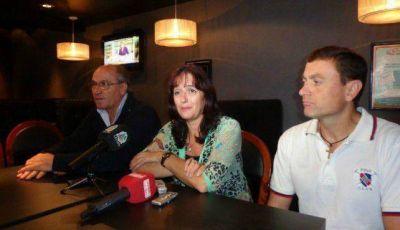 Virginia Linares lanzó la candidatura de Stolbizer