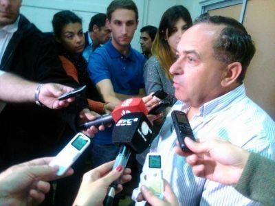 """Valerio se va: """"voy a empezar a trabajar para el FR en Monte Hermoso"""""""