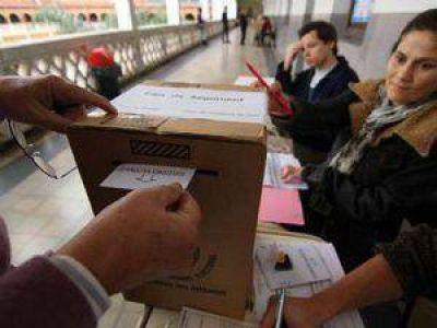 Más de 250 mesas habilitadas y casi 71 mil saenzpeñenses podrán ir a las urnas