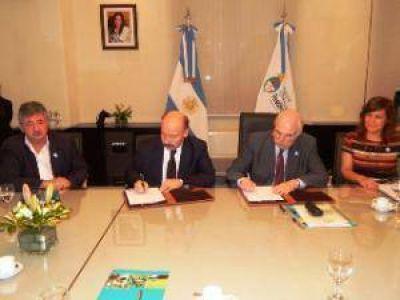 El Municipio de Azul recibirá 500 mil pesos para el fortalecimiento de la agricultura familiar