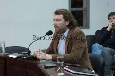 Lacabanne Estudia cómo aplicar el Presupuesto Participativo en Baradero.