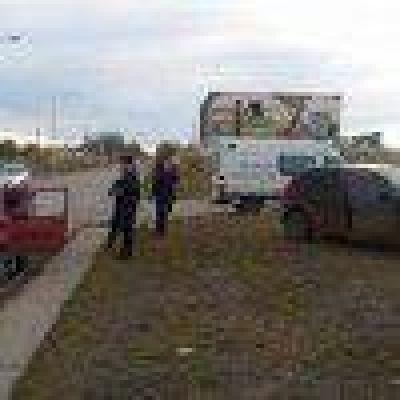 Una mujer resultó lesionada tras colisión en calle Richeri