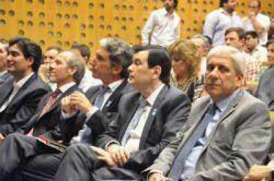 Neder y Zamora participaron del lanzamiento del Festival del Desarrollo Tecnológico