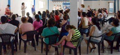 Se inicio el ciclo lectivo del programa Fines para beneficiarios de programas de inclusion social