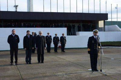 Gobierno participó del aniversario del Batallón de Infantería de Marina