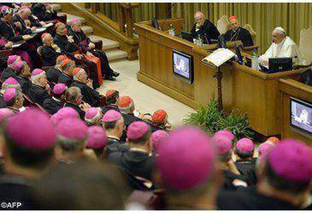 """""""Nuestra vocación cristiana y episcopal es aquella de ir contra corriente"""", el Papa a los Obispos de la Conferencia Episcopal Italiana"""