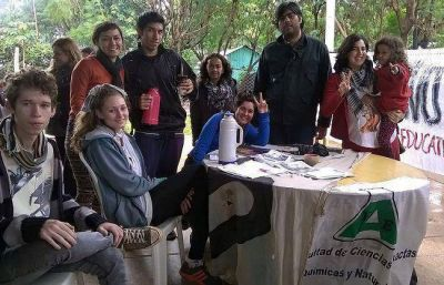 Colectivos: profundizan la lucha por un boleto educativo gratuito