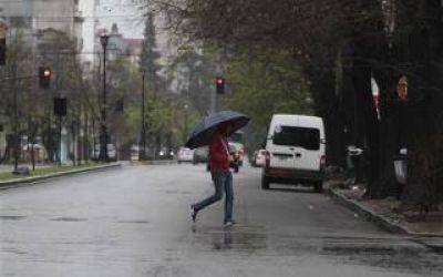Sigue vigente el alerta meteorológico en la Provincia