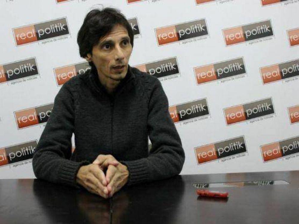 """José Nieto: """"Este gobierno no pudo dar en la tecla con la cuestión de las adicciones"""""""