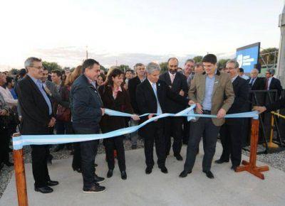 Inauguraron la Estación Transformadora San Luis Centro