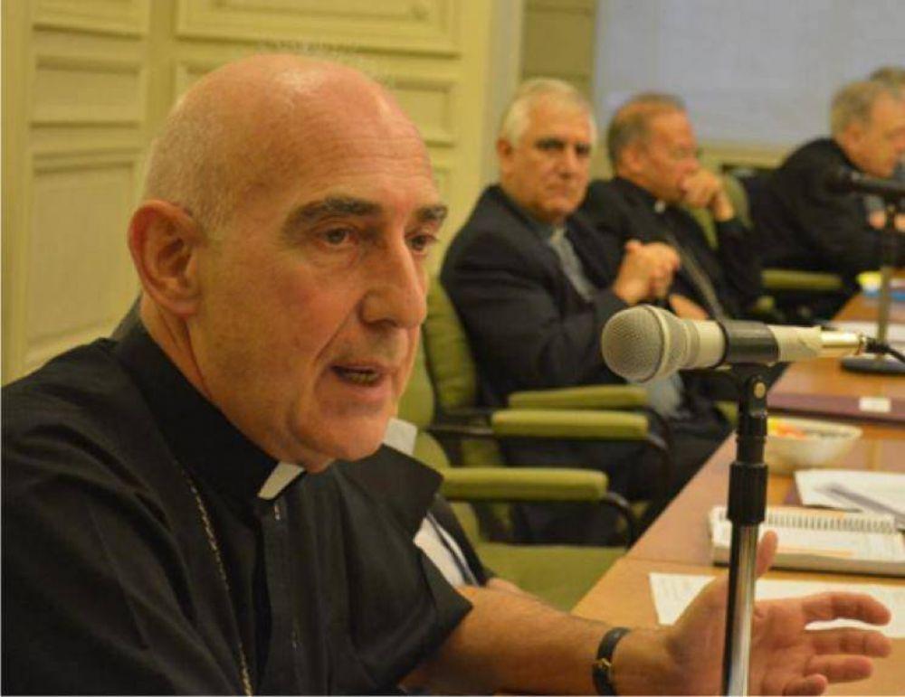 Monseñor Carlos Malfa presidirá el encuentro de secretarios episcopales