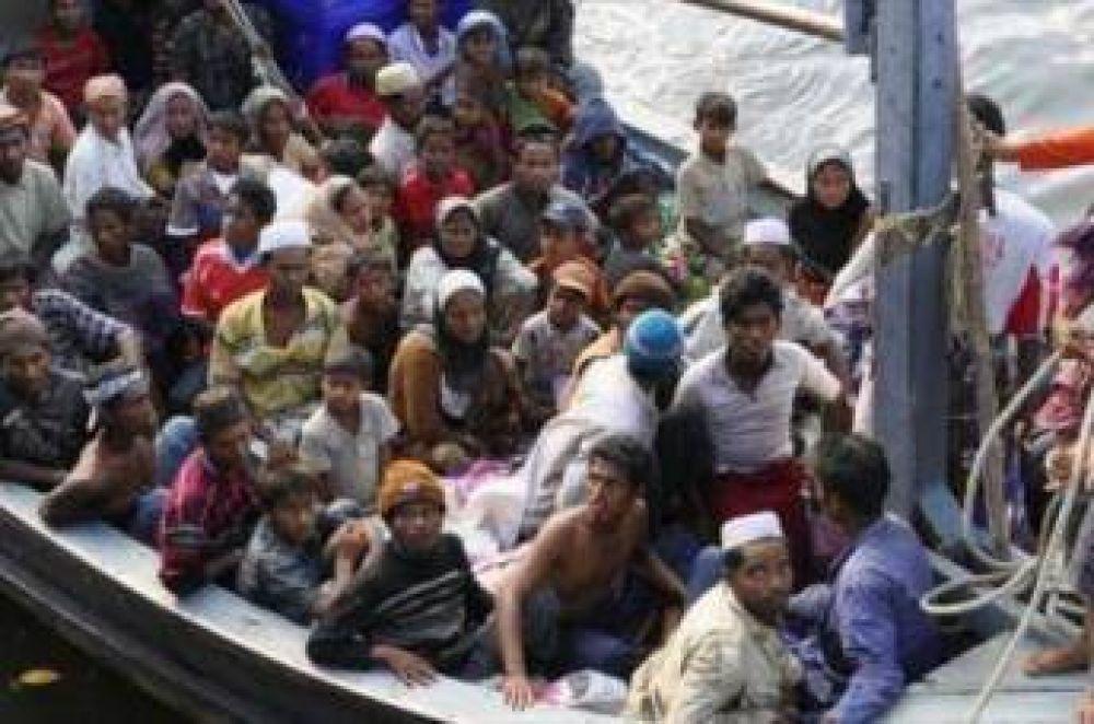 Musulmanes Rohingyas siguen esperando reacción del mundo islámico