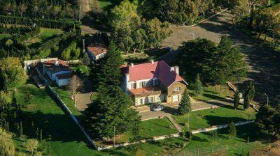 El Chalet Huergo y su jardín, monumento histórico nacional