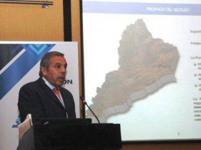 Sapag estimó u$s 100 mil millones en inversiones