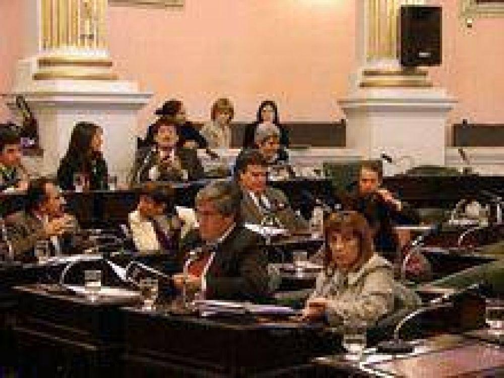 Diputados: con las sesiones también volvieron las tensiones