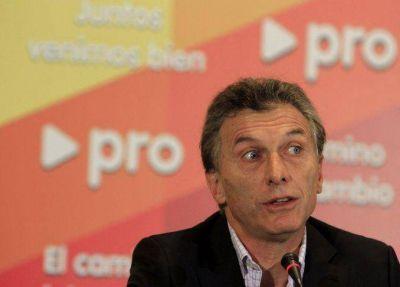 Macri busca apuntalar las precandidaturas de José Cano y Alfredo De Angeli