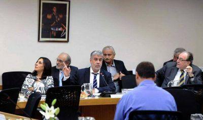 Hubo contrapuntos entre legisladores de la comisión que investiga cuentas del HSBC y auditores del banco