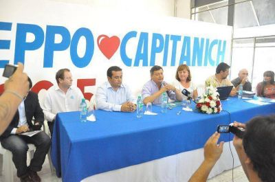 Peppo quiere que Sáenz Peña sea un centro logístico de desarrollo