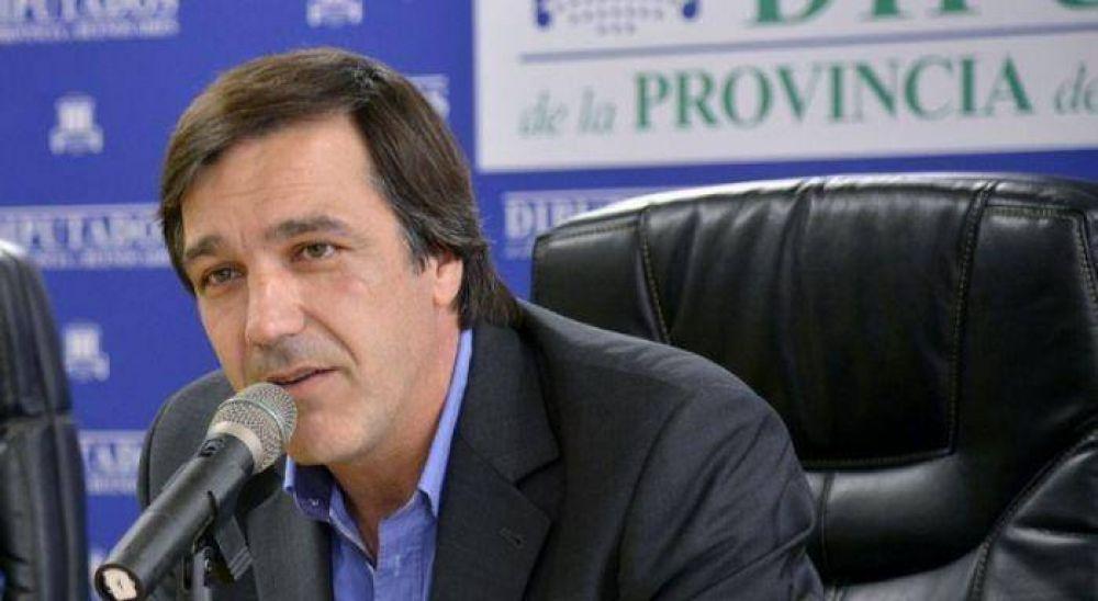 """Florencio Randazzo, el """"candidato genuino del Proyecto"""""""