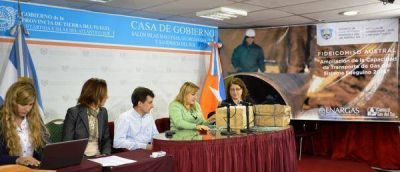 Se realizó apertura de sobres para nueva ampliación de la capacidad de transporte de gas