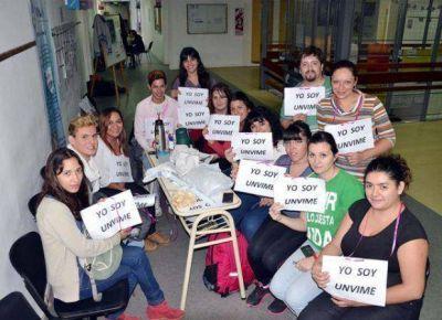 Alumnos mantienen la ocupación de la UNViMe, denuncian irregularidades